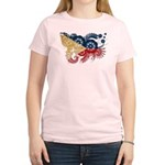 Philippines Flag Women's Light T-Shirt
