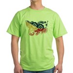 Philippines Flag Green T-Shirt