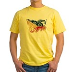 Philippines Flag Yellow T-Shirt