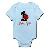 Maci Lynn 1st Birthday CUSTOM - Onesie