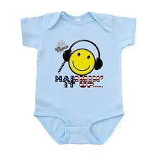 Guffable Designs Amatuer Radi Infant Bodysuit