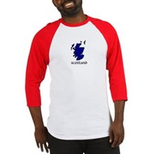 Cool Golf scotland Baseball Jersey