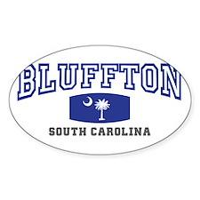 Bluffton South Carolina, Palmetto State Flag Stick