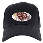 Qatar Flag Black Cap