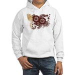 Qatar Flag Hooded Sweatshirt