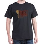 Qatar Flag Dark T-Shirt