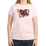 Qatar Flag Women's Light T-Shirt