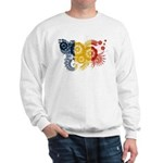 Romania Flag Sweatshirt