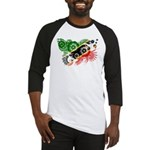 Saint Kitts Nevis Flag Baseball Jersey