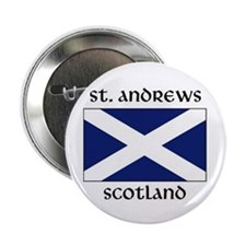 "Unique Golf scotland 2.25"" Button (10 pack)"