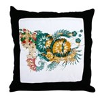 Saint Pierre and Miquelon Fla Throw Pillow