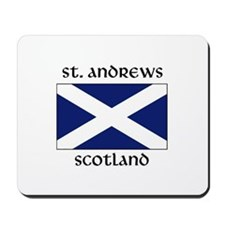 Funny Golf scotland Mousepad