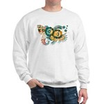 Saint Pierre and Miquelon Fla Sweatshirt