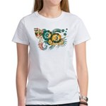 Saint Pierre and Miquelon Fla Women's T-Shirt