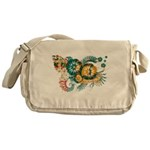 Saint Pierre and Miquelon Fla Messenger Bag