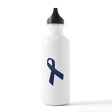 Blue Ribbon Water Bottle