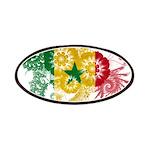 Senegal Flag Patches
