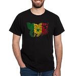 Senegal Flag Dark T-Shirt