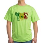 Senegal Flag Green T-Shirt