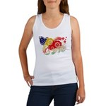 Seychelles Flag Women's Tank Top