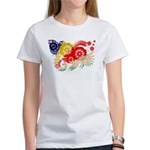 Seychelles Flag Women's T-Shirt