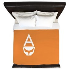 Antarctic Flag King Duvet