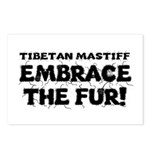 Tibetan Mastiff Postcards (Package of 8)