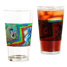 Anthro Apology Drinking Glass