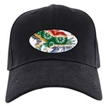 South Africa Flag Black Cap