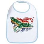South Africa Flag Bib