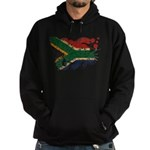 South Africa Flag Hoodie (dark)