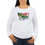 South Africa Flag Women's Long Sleeve T-Shirt