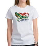 South Africa Flag Women's T-Shirt