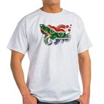 South Africa Flag Light T-Shirt