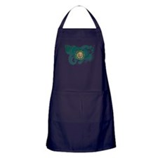 """South Dakota Flag"" Apron (dark)"