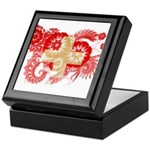 Switzerland Flag Keepsake Box