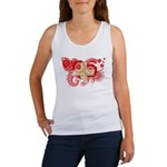 Switzerland Flag Women's Tank Top