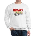 Syria Flag Sweatshirt