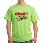 Syria Flag Green T-Shirt