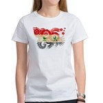 Syria Flag Women's T-Shirt