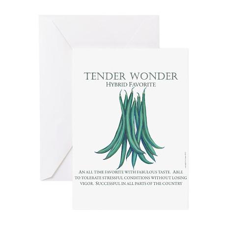 TENDER WONDER Hybrid Favorite Greeting Cards (Pk o