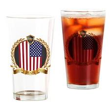 World War Champion Seal Drinking Glass