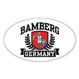 Bamberg Germany Decal