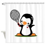 I Like Tennis Shower Curtain