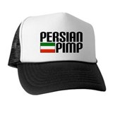 Persian Pimp Trucker Hat
