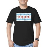Cute Chicago blues T