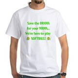 Cute Softball coach Shirt