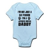 Japanese Bobtail Daddy Infant Bodysuit