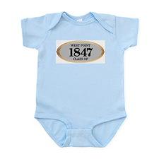 West Point Class of 1847 Infant Bodysuit