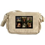Cavalier Famous Art Comp1 Messenger Bag